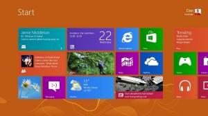 windows 8 desktop metro